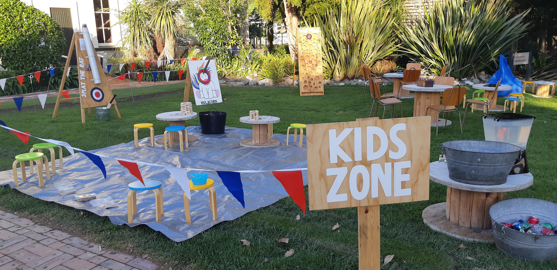 GK Events Hire Kids Zones