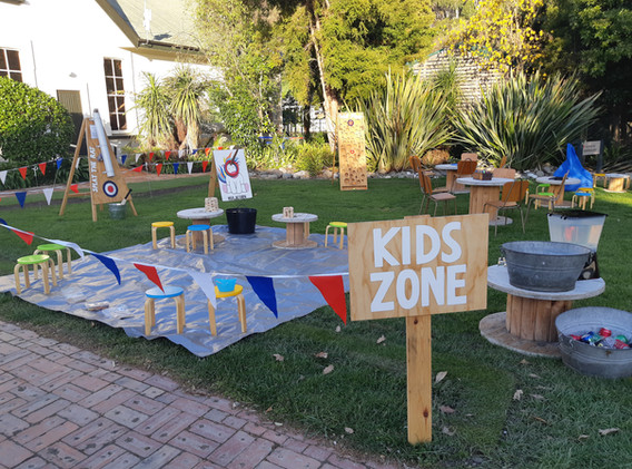GK Events Hire Kids Zones