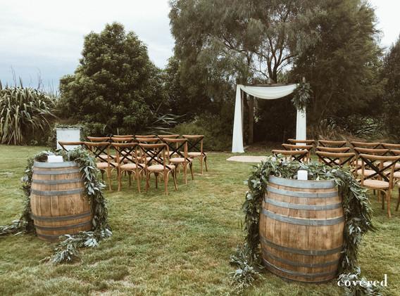 Ceremony Appleby House