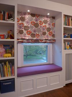 Kid's Bedroom Built-ins