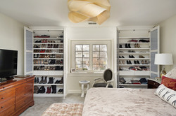 Shoe Cabinetry