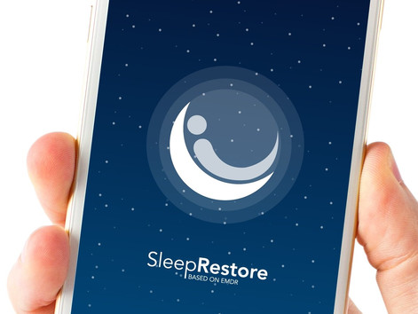 Australian Psychologist's Mobile App is Putting Stressed People to Sleep