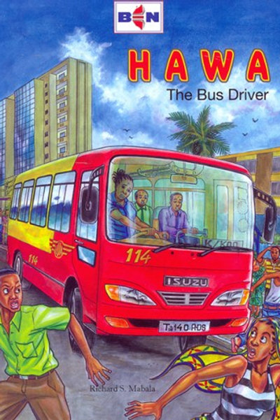Hawa the bus driver