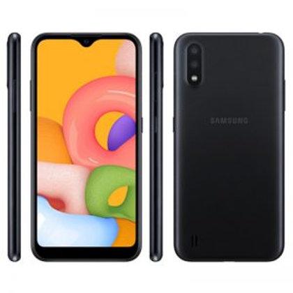 Samsung Galaxy A01 – Blue