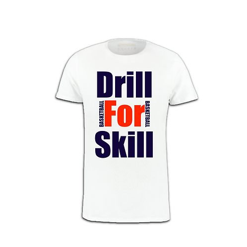 Drill For Skill Basketball