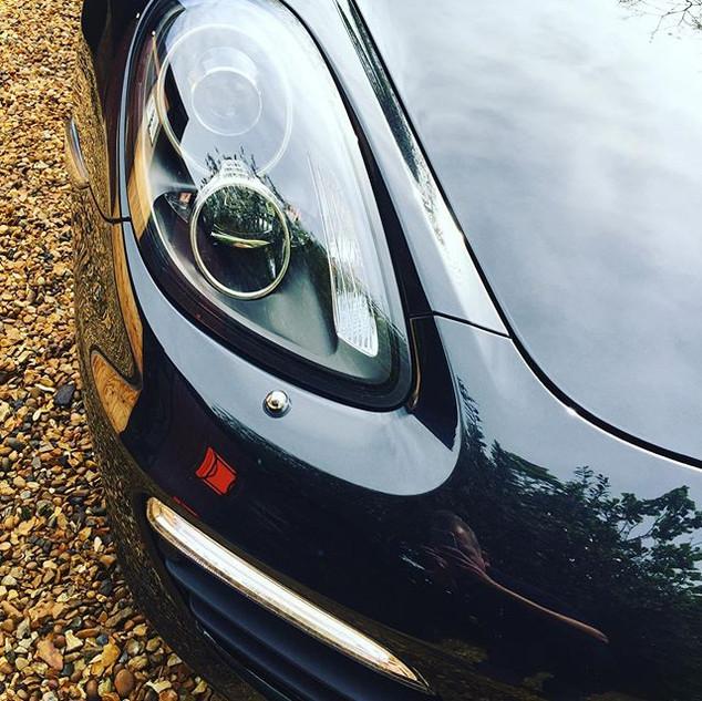 Porsche Boxter Black Edition after our E