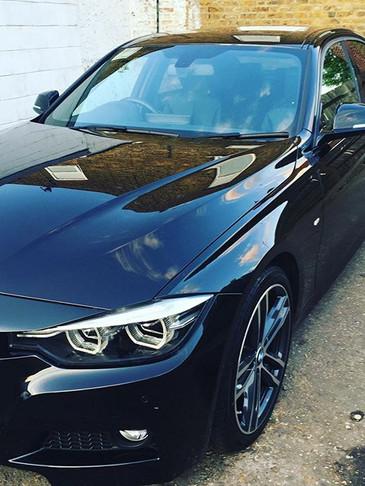 BMW 3 Series 350d Black Shadow Edition a