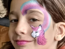 This girl wanted her lips to match her pink unicorn.IMG_20180317_120550809_HDR