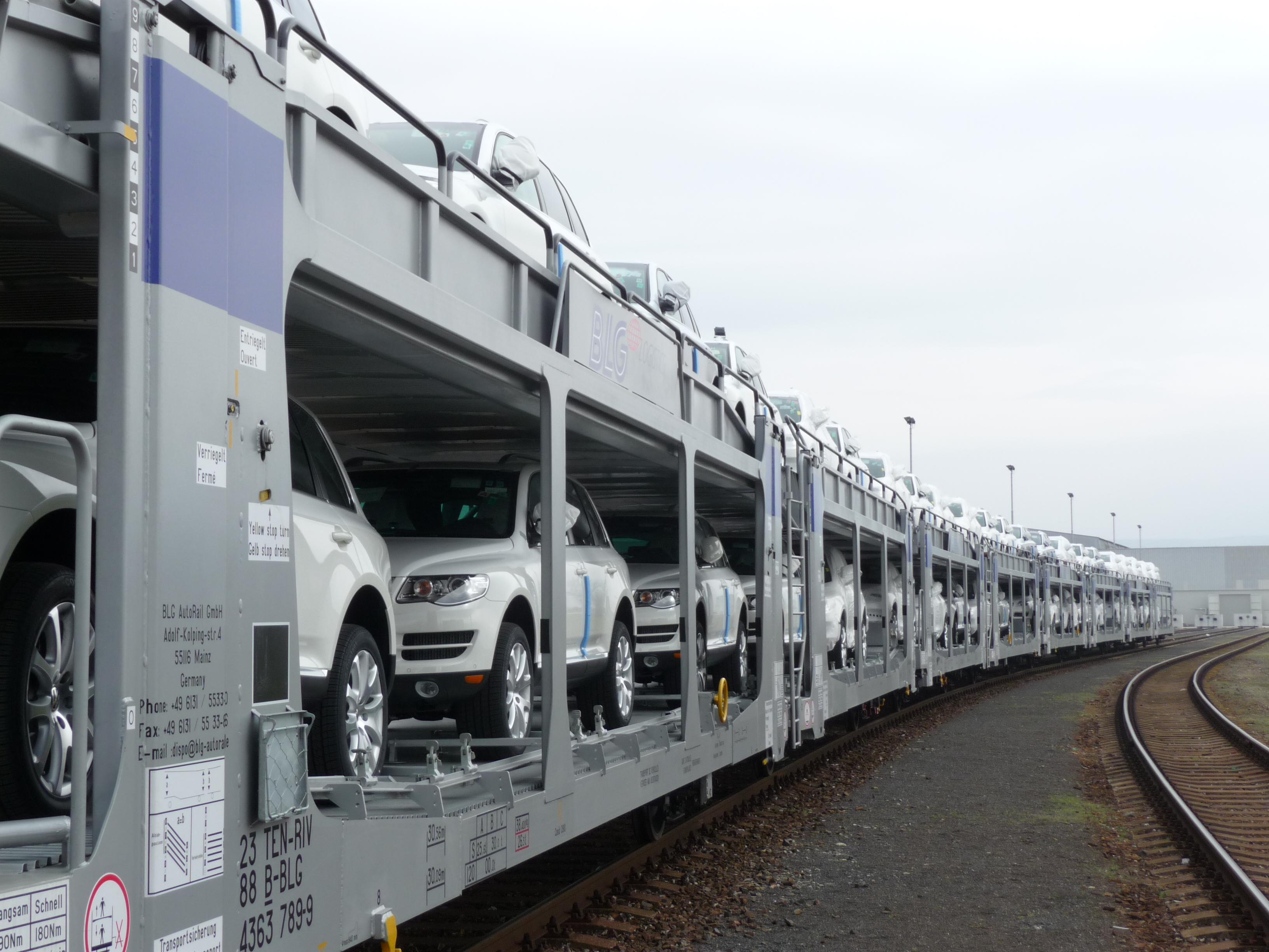Doppelstockwaggon Bauart 700 & 800