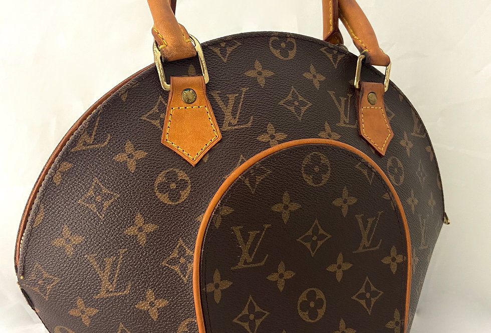 Louis Vuitton Monogram Ellipse PM with Lock