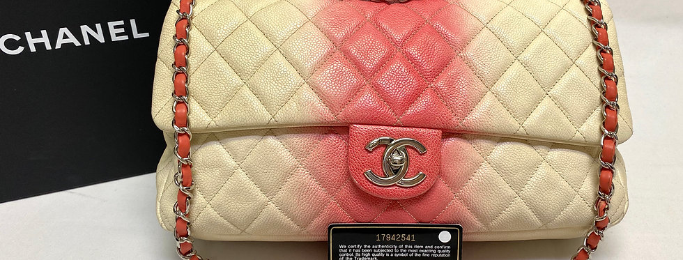 Chanel Jumbo Ombre Flap Bag