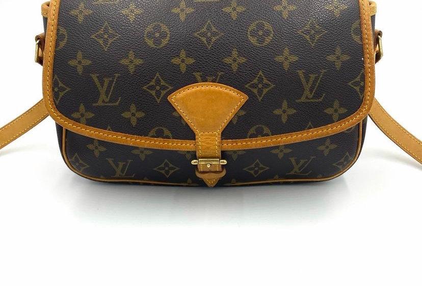 Louis Vuitton Sologne Crossbody Bag