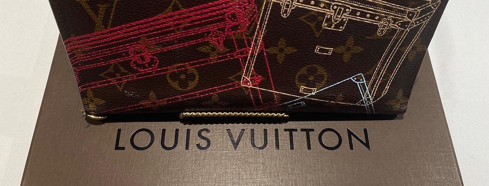 Louis Vuitton Monogram Trunk Animation Insolite Wallet