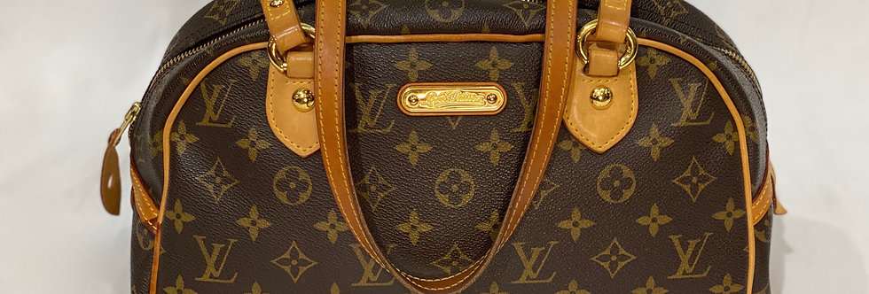 Louis Vuitton Montorgueil PM Monogram Canvas Shoulder Bag