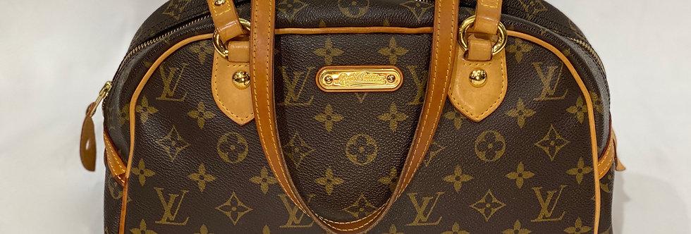 Louis Vuitton Montorgueil PM Monogram Canvas Shoulder Bag