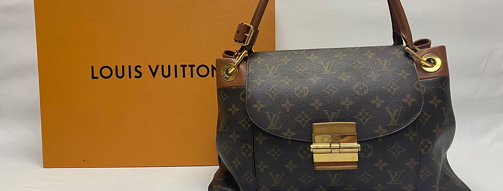 Louis Vuitton Monogram Olympe Havane