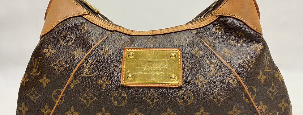 Louis Vuitton Thames Gm Monogram Canvas Shoulder Bag