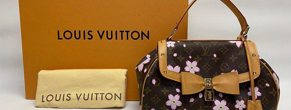 Louis VuittonMurakami Cherry Blossom Sac Retro