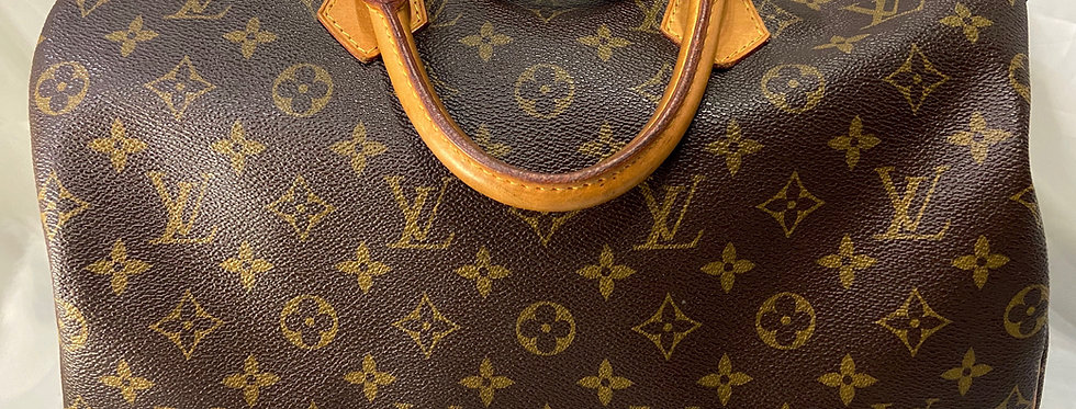 Louis Vuitton Monogram Speedy Bandouliere 35 (No Strap)