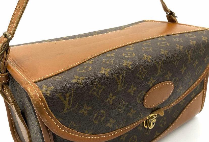 Louis Vuitton French Co. Train Vanity Case