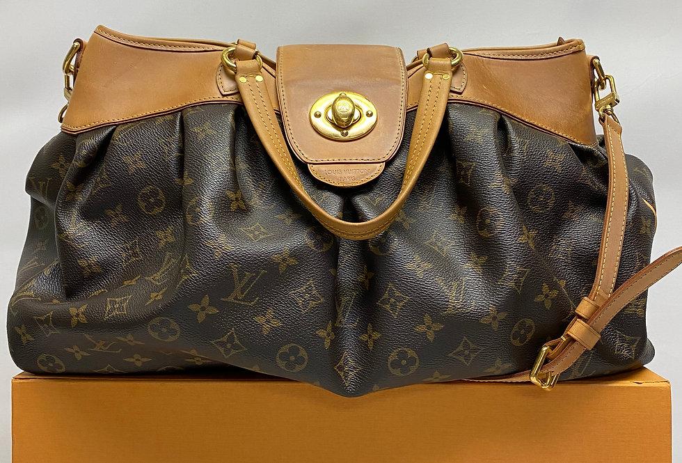 Louis Vuitton Crossbody Boetie GM Monogram Canvas Bag
