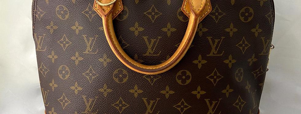 Louis Vuitton Monogram Alma PM Handbag
