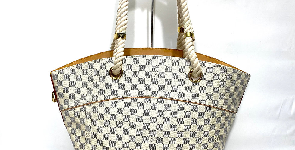 Louis Vuitton Damier Azur Canvas Pampelonne GM CruiseTote
