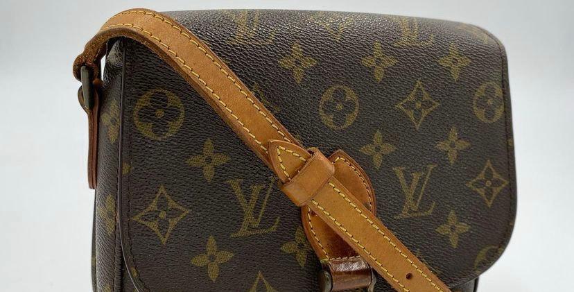 Louis Vuitton St. Cloud Crossbody Purse