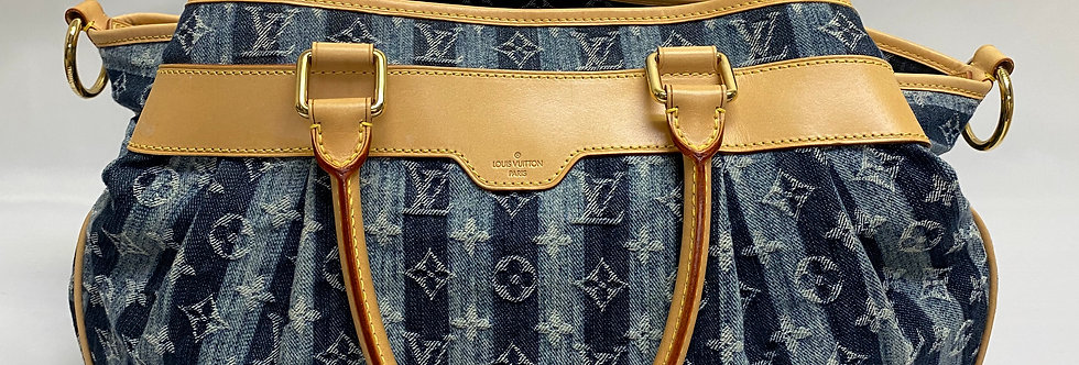 Louis Vuitton Porte Epaule Cruise Cabas GM