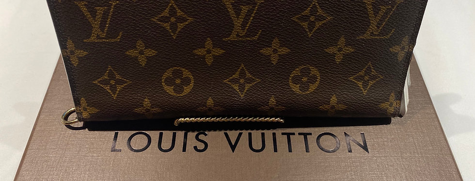 Louis Vuitton + Yayoi Kusama Monogram Waves Insolite Wallet