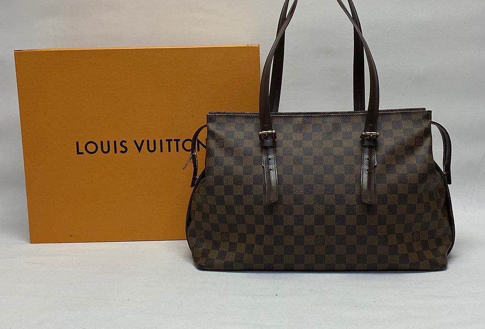 Louis Vuitton Damier Ebene Chelsea