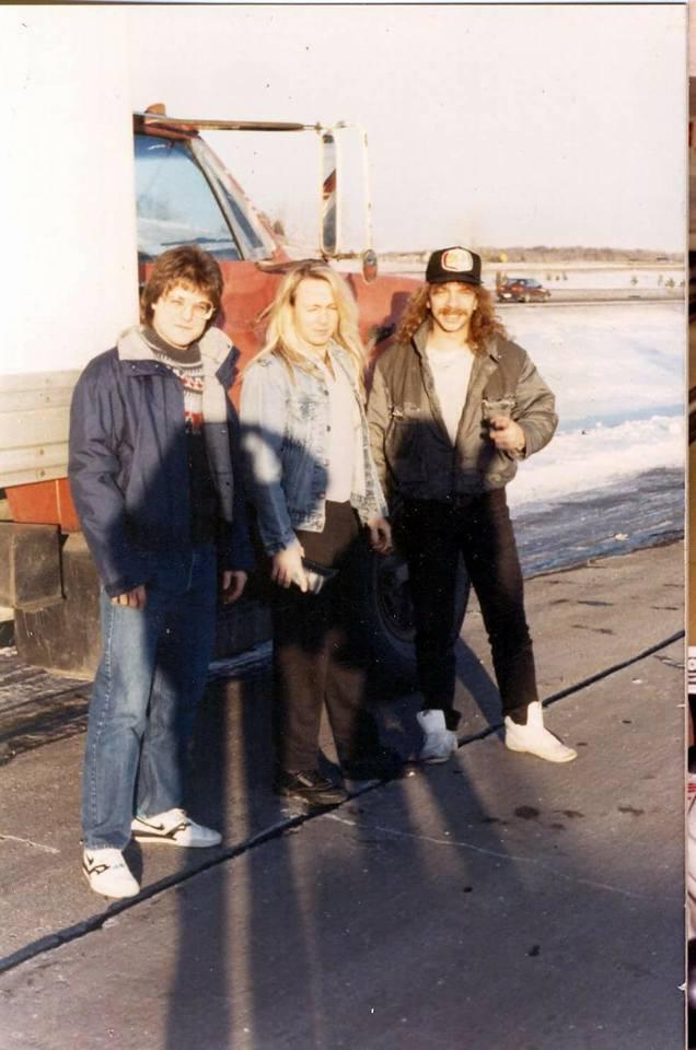 Hybrid Ice Road Crew 1990