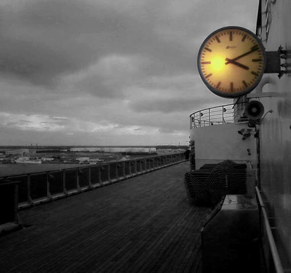 """Mari-Time"" (2012) Photo by the author"