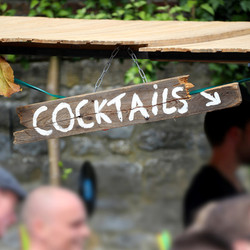 Bar à Vinyles pour cocktail