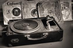 Platine Vintage
