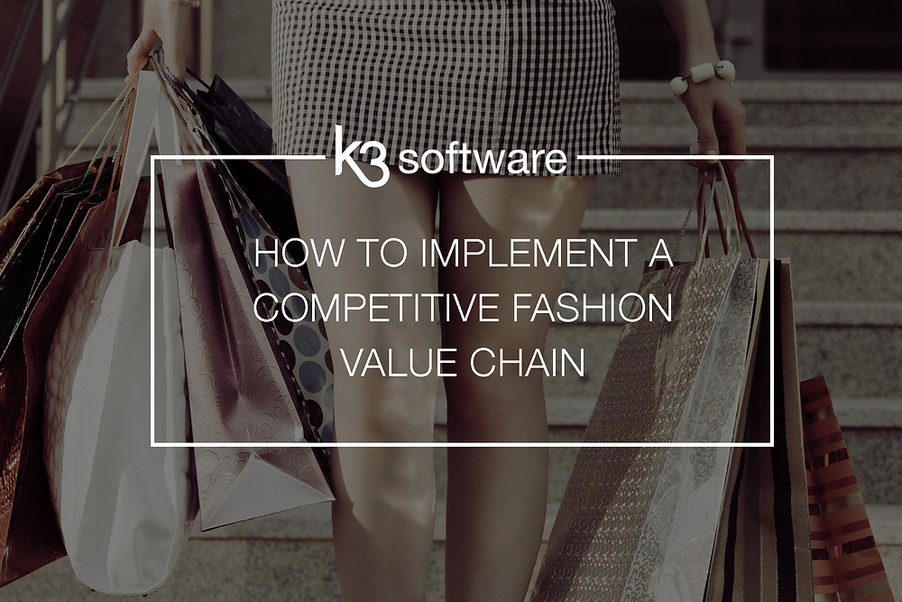 how to implement fashion value chain