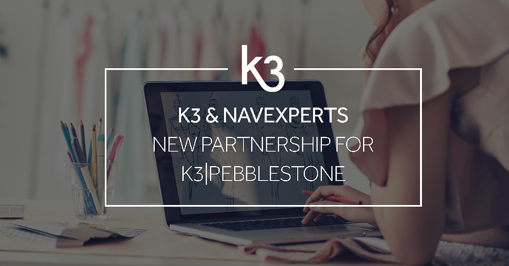 K3 business technologies partnership with navexperts