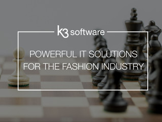 Powerful IT Solutions for the Fashion Industry