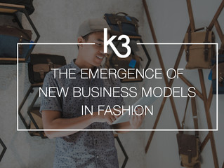 The Emergence of New Business Models in Fashion