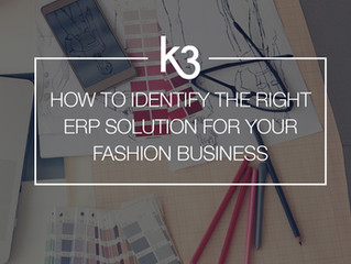 How to Identify The Right ERP Solution for Your Fashion Business