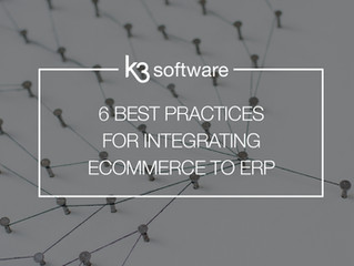 6 Best Practices for Integrating eCommerce to ERP