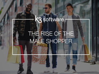 The Rise of the Male Shopper