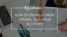 How to Create a Great Apparel Tech Pack in Three Steps