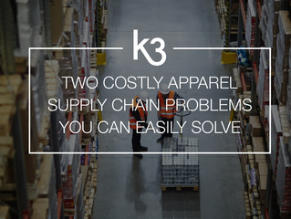 Two Costly Apparel Supply Chain Problems You Can Easily Solve