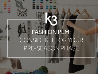 Fashion PLM: Consider IT for your Pre-Season phase
