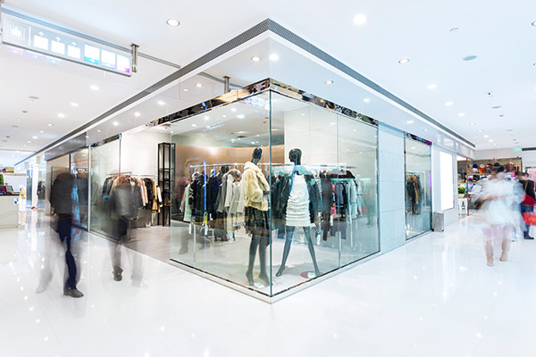 clothing retail business