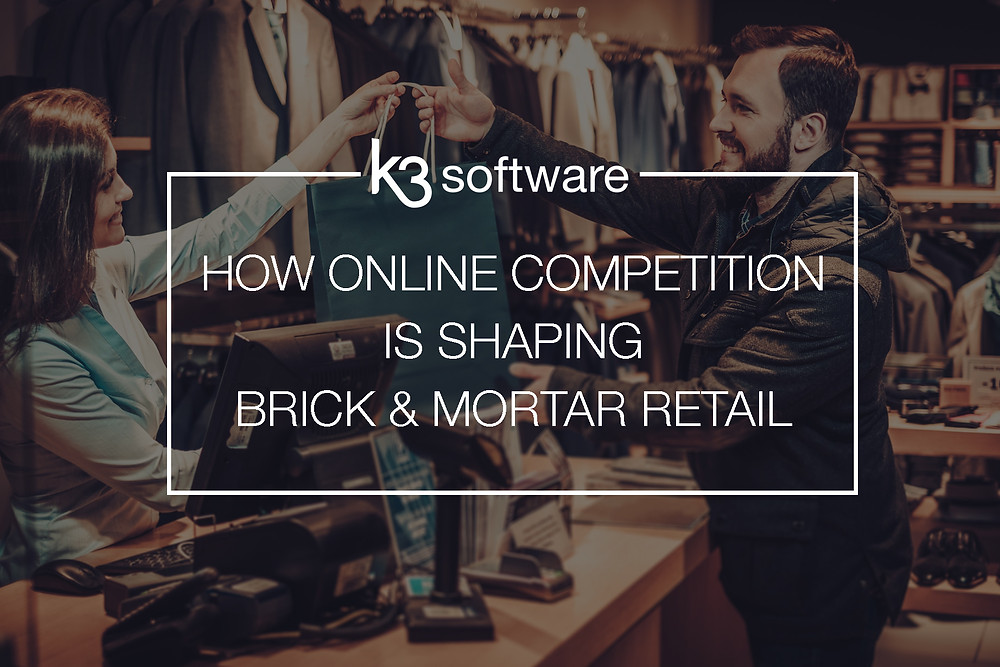 how online competition is shaping brick and mortar retailers strategies