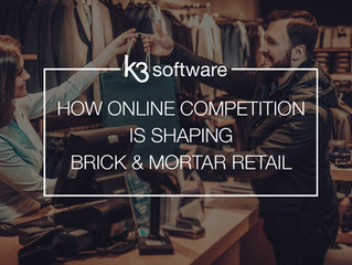 How Online Competition is Shaping Brick and Mortar Retailers' Strategies
