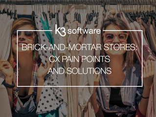 Brick-and-mortar stores: Customer Experience Pain Points and Solutions