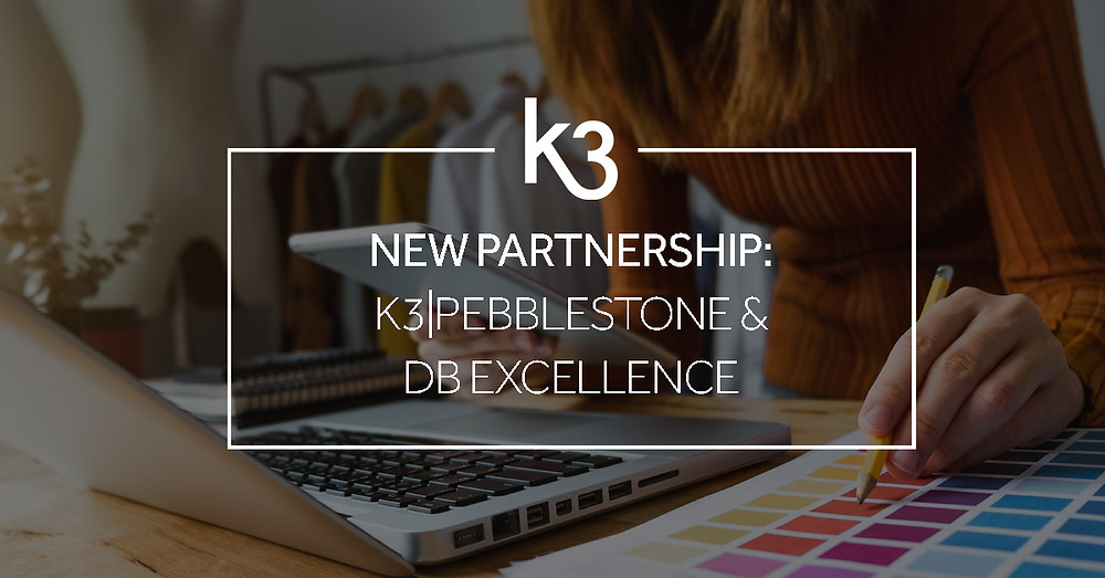DB Excellence and K3 pebblestone partnership